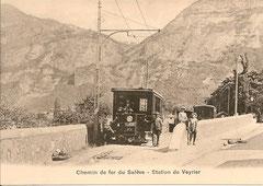 Station Veyrier, Ce 2/2 14