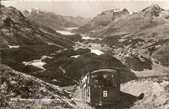 Wagen Nr. 2, gelaufen 18. 7. 1948