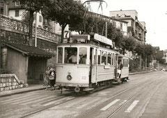 Be 2/2 + B 101, rue des Fahys am 21. 8. 1962