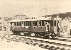 Drehstrom-Triebwagen BC4 Nr. 6 der Bern-Burgdorf-Thun