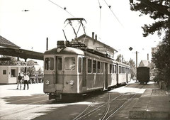 BFe 4/4 6-8 in Dietikon am 19. 8. 1967