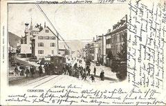 Cernier, gelaufen 4. 11. 1903