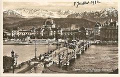 Seebrücke 8. 7. 1932