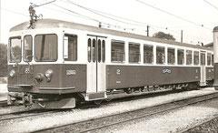 Bt 85 in Worblaufen am 20. 8. 1967