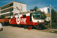Lok Re 436 112