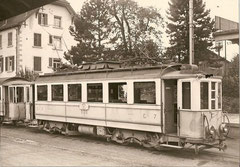 Ce 4/4 7 um 1935 in Dietikon