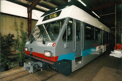 Be 2/6 5011, im Juli 1997