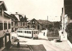 CFZe 4/2 2 in Speicher um 1920