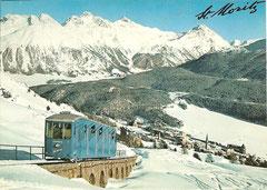 Croviglia-Bahn, gelaufen 19. 2. 1963