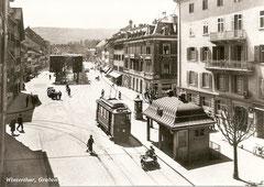 Ce 2/2 12 nach Seen um 1930