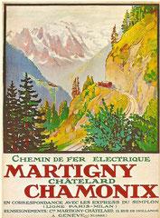 Plakat von 1912