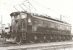 BLS-Lok Be 6/8 (ab 1926; heute Ae 6/8)