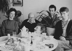 Schlehdorn - Gabi Belas, Ernst Christian Mathon, Gerhard Krenn, Peter Scheibenreif, Horst Schafhauser