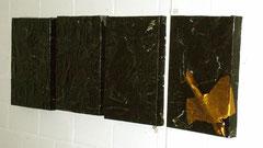 """""""dumme gans von etelsen"""", installation, 2006 (teilansicht)"""