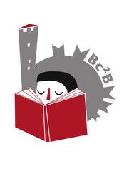 logo per la Biblioteca Cantonale di Bellinzona, evento BC2B