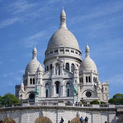 Sacré Coeur, Butte Montmartre
