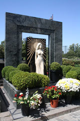 Dalida, cimetière Montmatre