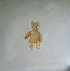 40 x 40 Alter Teddy