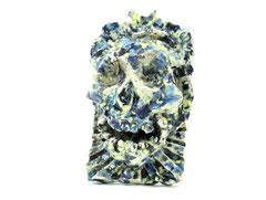 Skull II, 2020, Keramik, 20 x 12 x 11 cm