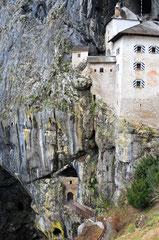 Predjama Castle / Slovenia