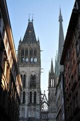 Rouen / Normandie