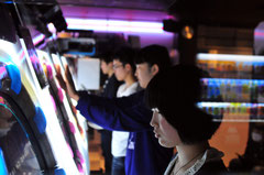 Taito Game Station - Hiroshima