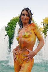 Kunstevent im Casino Baden