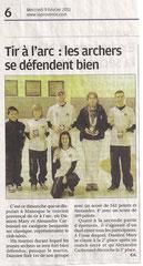 La provence, 9 février 2011
