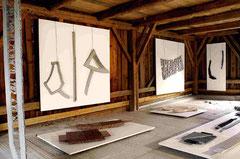 permanente Ausstellungsräume Pilgersham