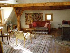 Ferienwohnung Wohnschlafzimmer