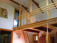 Ferienwohnung Galerie Wohnraum