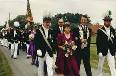 Königspaar Harwick