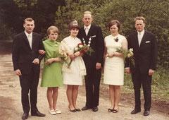 Josef Ening, Maria Robert, Sophia Ening, König Josef Horst, Maria Althaus, Ludger Horst