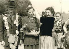 König Heinrich Olbing, Anna Bäing, Katharina Damm
