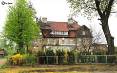 Wohnhaus zum ehemaligen Sägewerk ( Robert Klose )