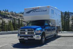 Dodge Truck-Camper