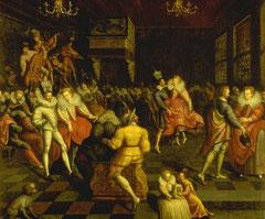 Bal à la cours des Valois