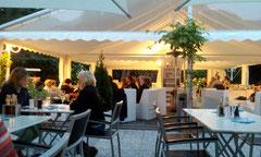 Weimar -italienisches Garten Restaurant