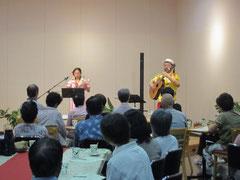 2013年9月武蔵村山市民会館アフタヌーンコンサート