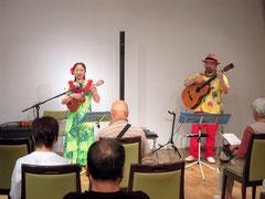 2014年8月コンサート「ウクレレとギターの夏休み 2」
