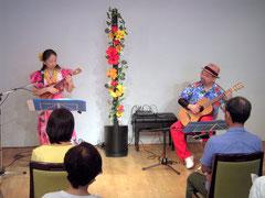 2016年7月「ウクレレ&ギター サマーコンサート 4」