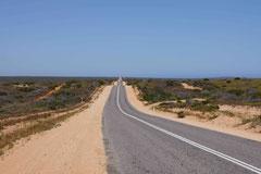 Unendliche Weiten in Westaustralien - Reifenpanne wäre schlecht