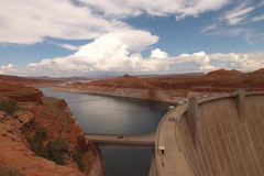Staudamm Lake Powell