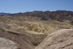 Beim Death Valley, USA
