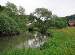 Blick auf Nankendorf