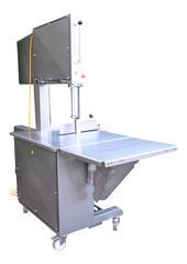 Industrie 500  Seitl 500 mm verlängerter Tisch