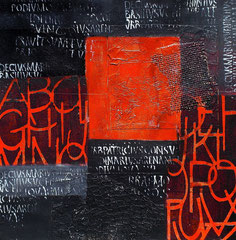 Ghost Write   39 x 39