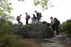 Nele Neuhaus Krimi Tour, T-Dogs, 5.7.14, Foto Nr.10