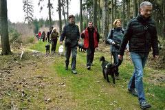 Hundeschulausflug-Sicher auf 4 Pfoten-Herzberg, April 2013, Foto Nr.23