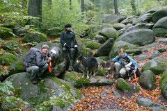 Nibelungensteig Oktober 2012